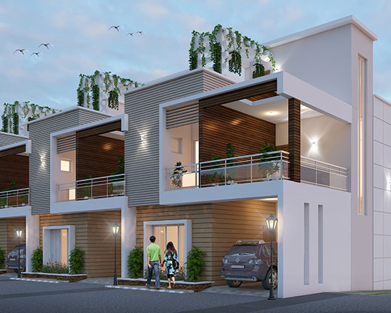 Row Houses for Sale in Sarjapur Road Bangalore