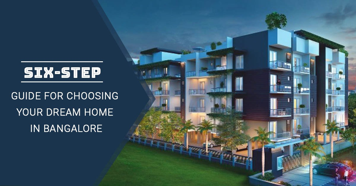 Six-Step Guide for Choosing Your Dream Home in Bangalore